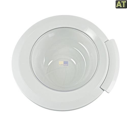 Klick zeigt Details von Tür BOSCH 00704286 ALTERNATIVE komplett weiß für Waschmaschine