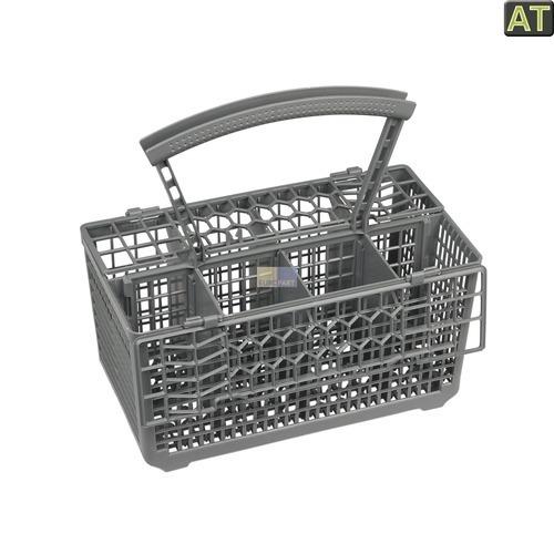 Klick zeigt Details von Besteckkorb wie BOSCH 00093046 für Spülmaschine