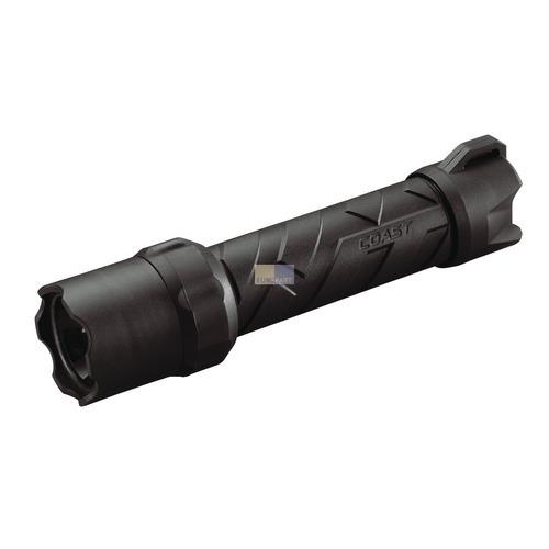 Klick zeigt Details von LED-Taschenlampe Coast Polysteel600