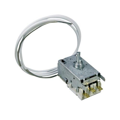 Klick zeigt Details von Thermostat K59H2840 Ranco 900mm Kapillarrohr 3x4,8mm AMP AT!