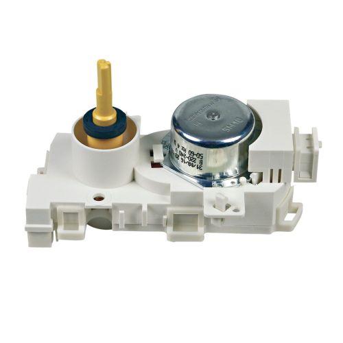 Klick zeigt Details von Drehschieber an Umwälzpumpe Whirlpool 481010745146 Alternative für Geschirrspüler