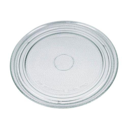 Klick zeigt Details von Drehteller Glasteller 272mmØ Whirlpool 480120101083 Alternative für Mikrowelle
