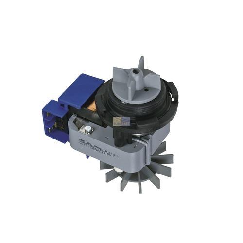 Klick zeigt Details von Ablaufpumpe Pumpenmotor Bajonettbefestigung Miele 7640961 Alternative