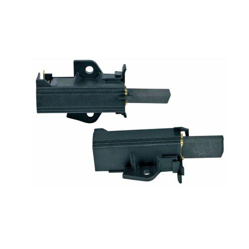 Klick zeigt Details von Kohlen kpl. mit Halter 4,8mmAMP für Sole ZEM Motor Zanussi 5026548100/7 Alternative