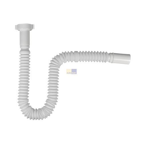 Siphon 1 1 4 X32mm Flexibel Formbar Weiss Fur Waschbecken