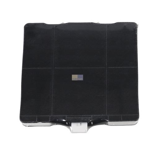 Klick zeigt Details von Kohlefilter BOSCH 00705431 DHZ5326 Alternative 232x237mm für Dunstabzugshaube
