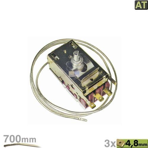 Thermostat Kühlschrank Kühlgerät K59H1319 nicht mehr lieferbar Vergleichthermostat Bestellnummer 105104 AEG DKS Quelle Linde Seppelfricke Interfunk