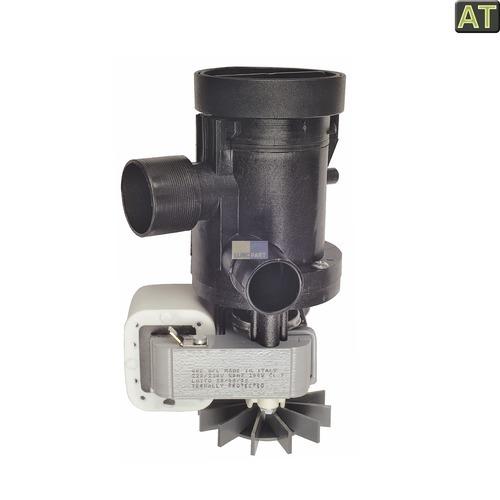 Klick zeigt Details von Ablaufpumpe Spaltmotor 100 Watt Linkslauf Waschmaschine GRE