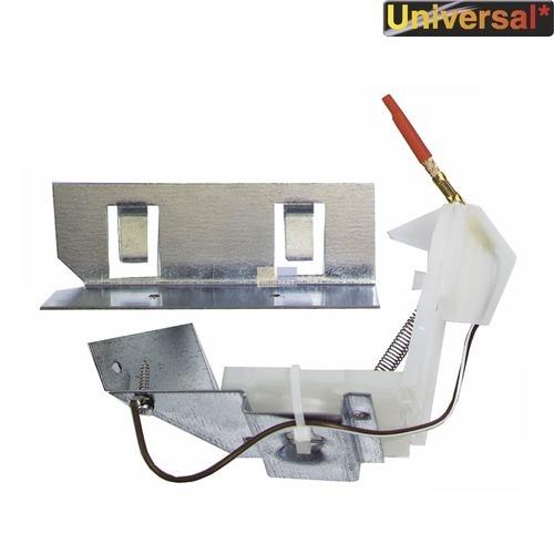 Klick zeigt Details von Zusatzerdung Trockner 899647408101 07707797 Universal AEG Quelle mit Kontaktbürste