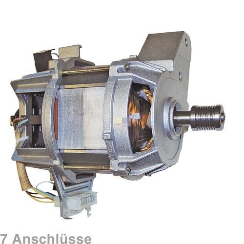 Klick zeigt Details von Motor Waschmaschine 7 Anschlüsse AEG Matura Quelle Electrolux Neckermann
