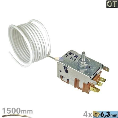 Thermostat Kühlschrank Kühlgerät 077B5213 Arthur Martin Danfoss Privileg Electrolux Quelle Husqvarna ElektroHelios