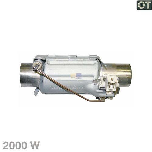 Klick zeigt Details von Heizelement 2000W 230V DE-System, OT!