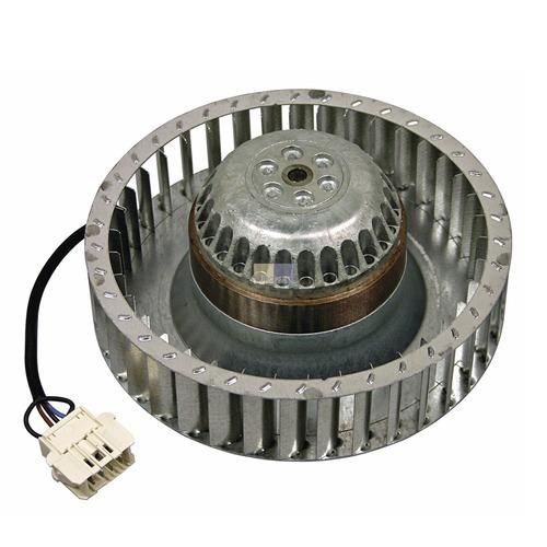 Klick zeigt Details von Lüftermotor 150W AEG Zanker