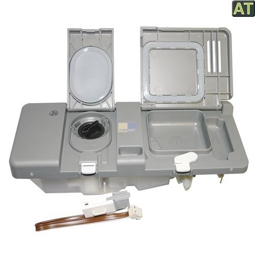 Klick zeigt Details von Dosierkombination AT! AEG 407135813 Reinigungsmittelgeber für Spülmaschine