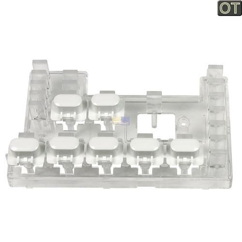 Klick zeigt Details von Tastenschaltersatz mit Lichtleiter  AEG 112343500/8