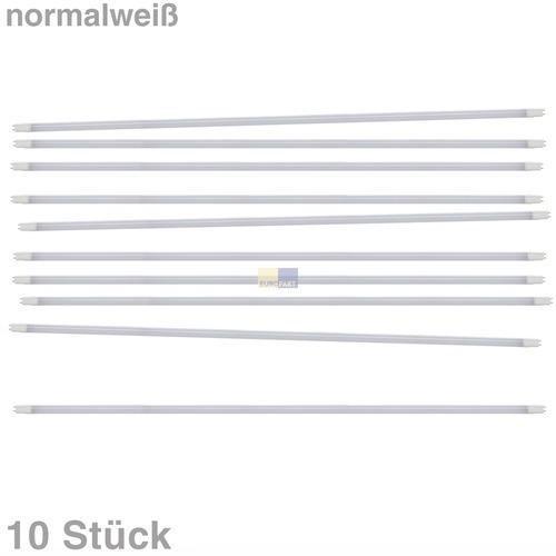 Klick zeigt Details von LED-Lampe Röhre 150cm 22W 230V matt neutralweiß, 10 Stück