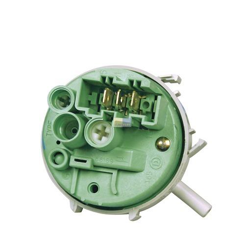 Klick zeigt Details von Druckwächter Niveauregler AEG Electrolux 124535510 Wächter für Waschmaschine