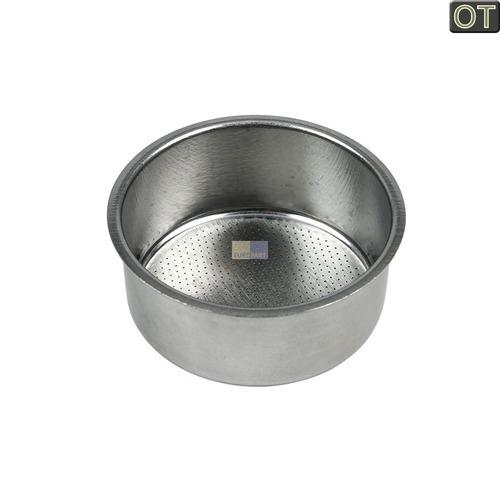 Klick zeigt Details von Sieb / Filter Edelstahl für Filterträger GranCrema