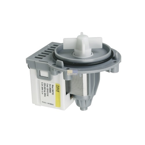 Klick zeigt Details von Ablaufpumpe Solo Pumpenmotor Schraubenbefestigung, OT!