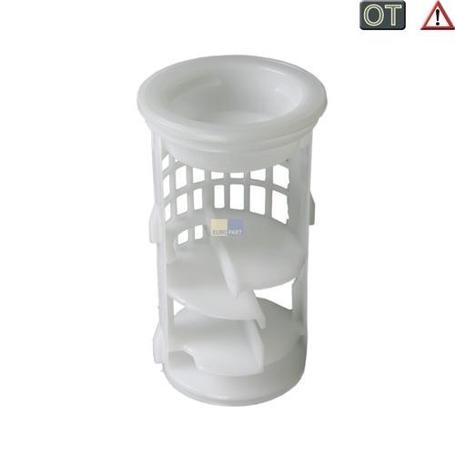 Klick zeigt Details von Flusensieb Fusselsieb AEG Zanussi 132715001 Flusen Sieb für Waschmaschine