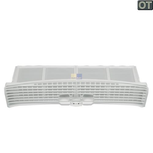 Klick zeigt Details von Flusensieb Filtertasche ausklappbar AEG 136601901 Fussel Sieb für Trockner