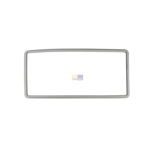 Klick zeigt Details von Dichtung für Kondensmodulklappe AEG 136607300/3 Original für Trockner