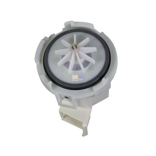 Klick zeigt Details von Ablaufpumpe Solo Pumpenmotor Bajonettbefestigung AEG 14000060401/1 Original