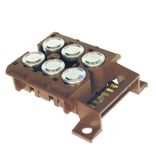 Klick zeigt Details von Temperaturbegrenzer Waschmaschine Trockner 6erBlock Whirlpool Bauknecht Matura Philips Quelle