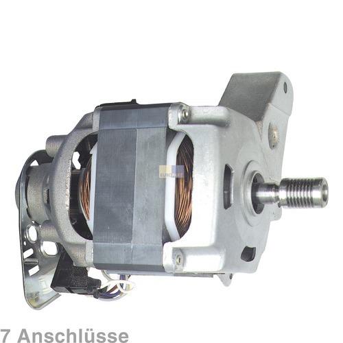 Klick zeigt Details von Motor Waschmaschine 7 Anschlüsse Whirlpool Bauknecht Ceset Ignis Matura Philips Quelle