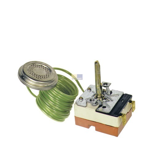 Klick zeigt Details von Thermostat Waschmaschine 5513014190 Whirlpool Bauknecht EGO Hanseatic Ignis Matura Philips Quelle