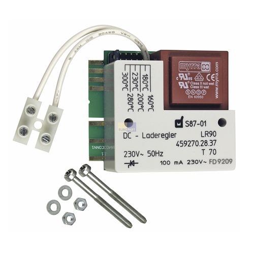 Klick zeigt Details von Elektron. Aufladeregler LR90
