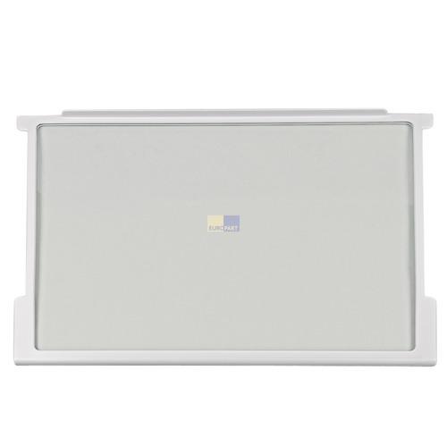 Klick zeigt Details von Glasplatte 465x300mm Gorenje 163336 für Lebensmittelfach