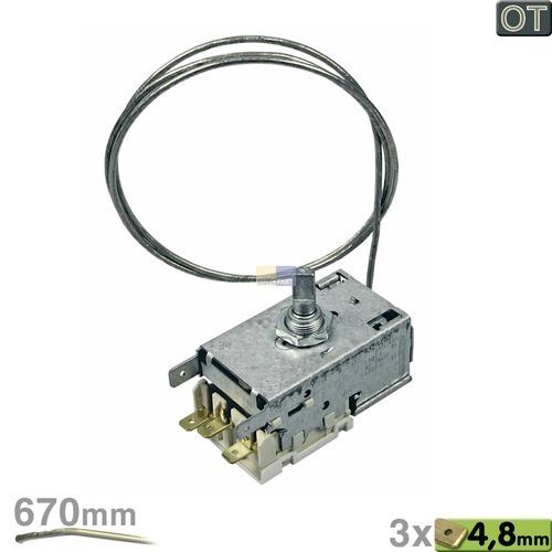 Klick zeigt Details von Thermostat K59-L2103 Ranco