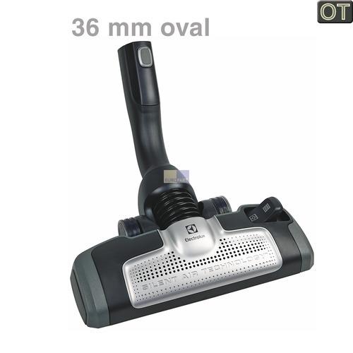 Klick zeigt Details von Bodendüse für 36mmØ oval Electrolux SilentAir 219859716/9 Original