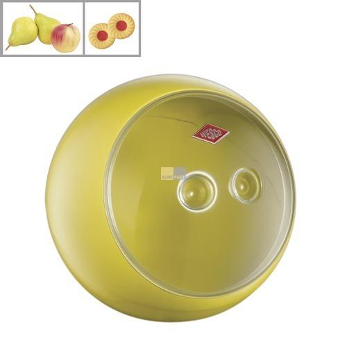 Klick zeigt Details von Aufbewahrungsbehälter Spacyball Wesco 223201-19 Farbe lemonyellow