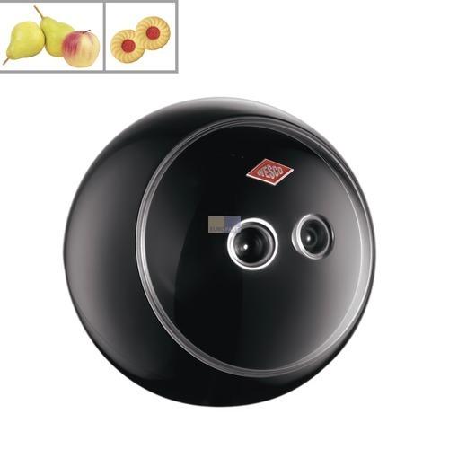 Klick zeigt Details von Aufbewahrungsbehälter Spacyball Wesco 223201-62  Farbe schwarz
