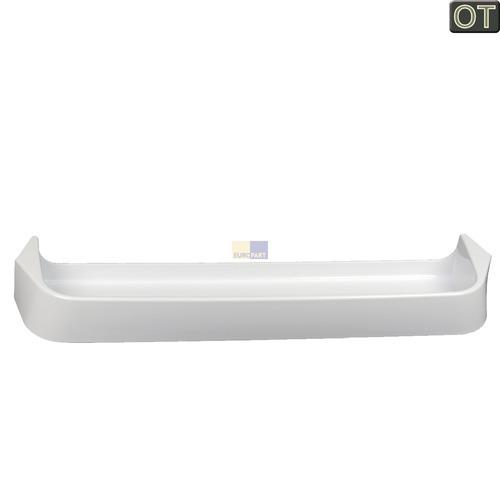 Klick zeigt Details von Absteller 50mm AEG Zanker Zanussi Electrolux 224610708 Türfach für Kühlschrank