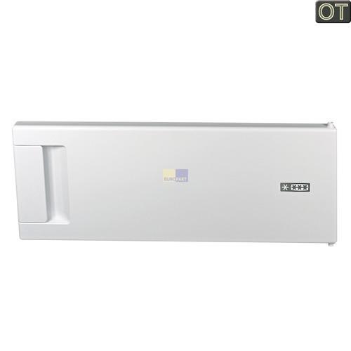 Klick zeigt Details von Tür Klappe Gefrierfach AEG 225165168-9 Kühlschrank Quelle Privileg Elektrolux