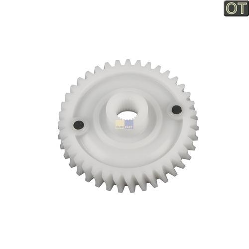 Klick zeigt Details von Zahnrad 38 Zähne, weiß, mit Kontaktmagneten