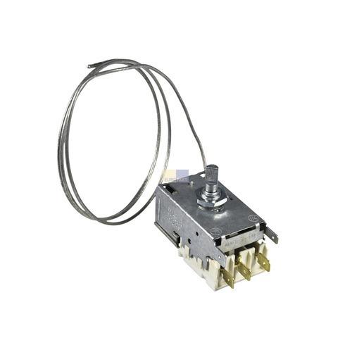 Klick zeigt Details von Thermostat K59-L2170 Ranco 800mm Kapillarrohr 3x6,3mm AMP Zanussi 226237703/5 Original