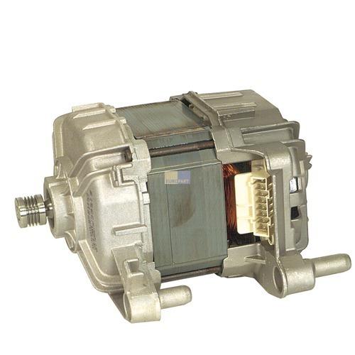 Klick zeigt Details von Motor 8 Anschlüsse Bosch Siemens 00140522 Antriebsmotor für Waschmaschine