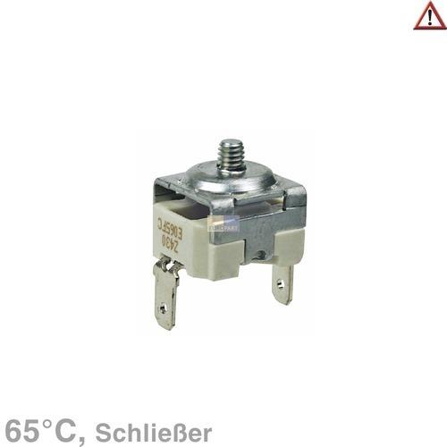 Klick zeigt Details von Temperaturbegrenzer 65° Geschirrspüler 022480 93x4883 Bosch Brandt