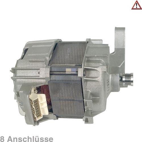 Klick zeigt Details von Motor Waschmaschine 8 Anschlüsse Bosch Constructa Foron Neff Siemens