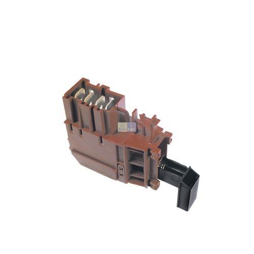 Klick zeigt Details von Schalter Waschmaschine Tastenschalter 1fach 160962 Bosch