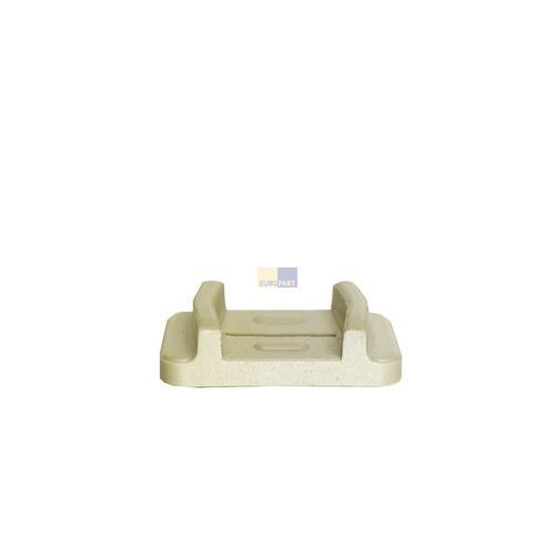 Klick zeigt Details von Isolierteil für Temperaturbegrenzer Geschirrspüler 022482 93x3398 Bosch Brandt