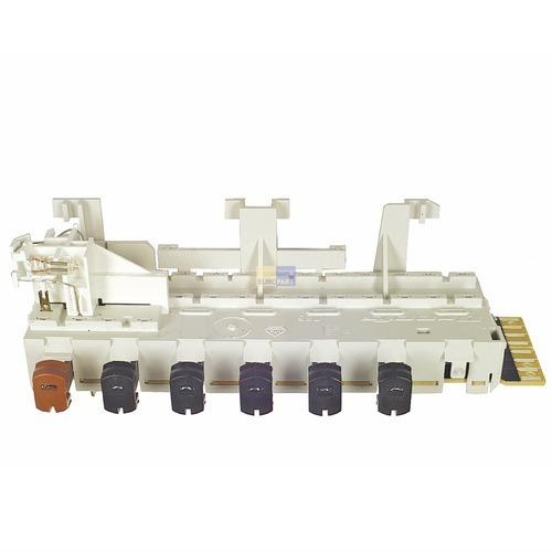 Klick zeigt Details von Schalter Spülmaschine Tastenschalter Bosch Constructa Küppersbusch Neff Siemens