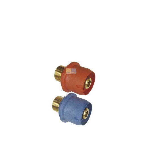 Klick zeigt Details von Adapterset Durchlauferhitzer / Boiler Untertischger Bosch Constructa Dimplex Junkers Siemens Viessmann