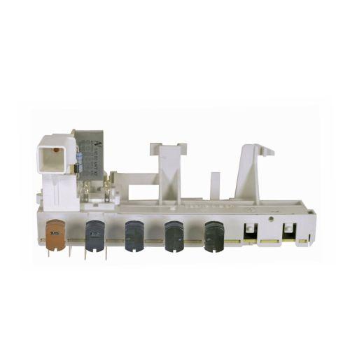 Klick zeigt Details von Schalter Spülmaschine Tasten 5fach Blomberg Bosch Constructa Imperial Siemens