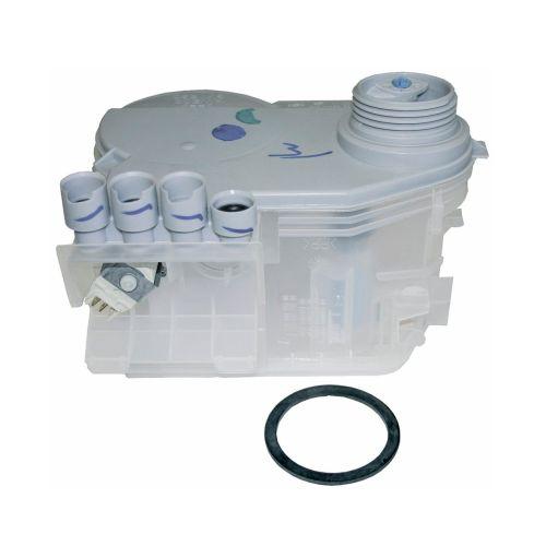 Klick zeigt Details von Salzbehälter BOSCH 00265664 für Geschirrspüler