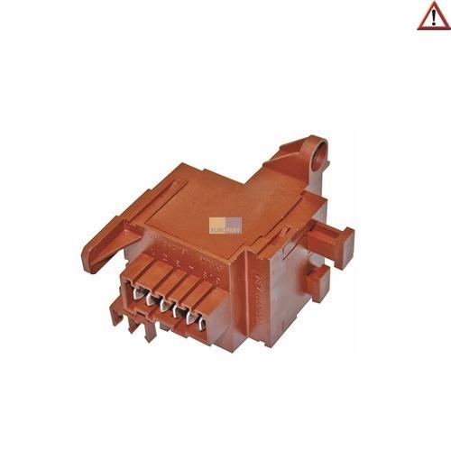 Klick zeigt Details von Schalter Trockner Kühlschrank Tastenschalter 154217 01038991 2fach Bosch Quelle